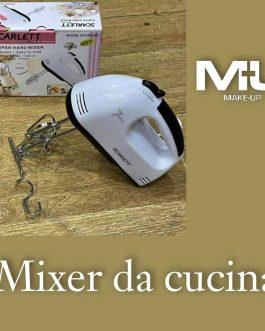 Mixer cucina MU MAKE UP