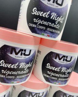 Sweet night rigenerante MU MAKE UP