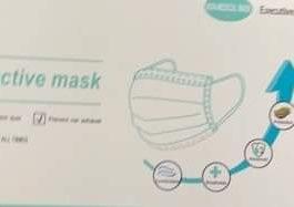 50 pezzi mascherine chirurgiche adultoMU MAKE UP