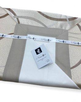 INGROSSO  Coppia lenzuola doppio bordo Nausicaa art.Tunisi in puro cotone al 100% misure maxi 270×300  Made in italy 🇮🇹 Colori disponibili: • Nocciola • Oro • 😍😍