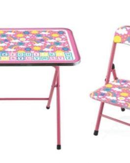 1 tavolo + 1 sedia bimbi
