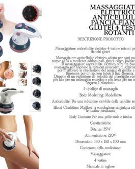 Massaggiatore cellulite