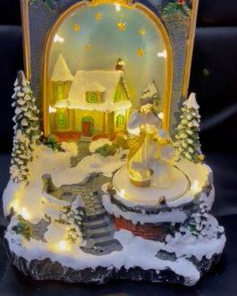 Giostrina natale Disponibile libro  Natale misure 19*15*21cm