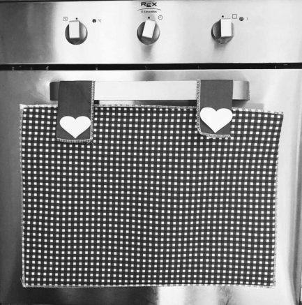Visualizzazione set da cucina artigianale