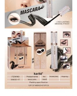 Mascara long lasting KARITÈ