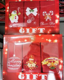 Set regalo 3pz strofinacci 💣💣💣