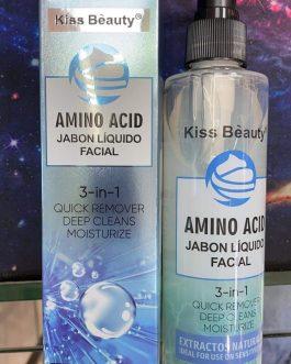 Detergente amino acid 3 in 1 kiss Beauty
